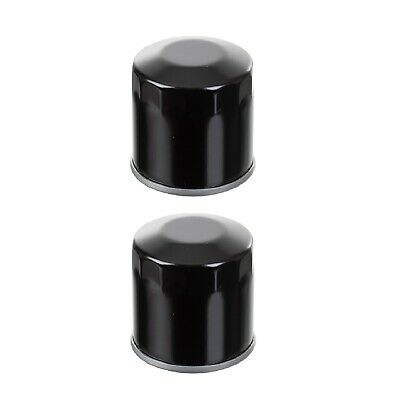 Oil Filter Two Pack For Yamaha Xvz1300 Royal Star 1997 - 2008