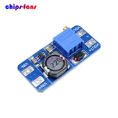 10Pcs DC MT3608 Step Up Power Apply Module Booster Power Module 2A for Arduino
