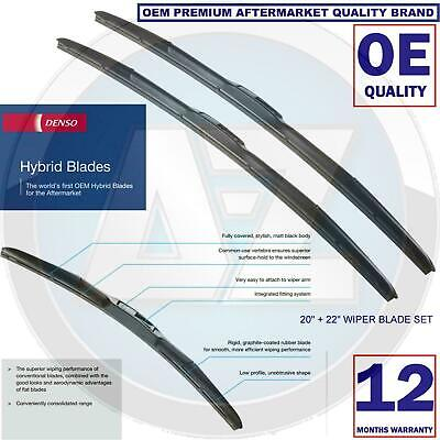 For Lexus Is Is220D Is250 Front Wipers Left Right Blades Denso Hybrid Quality