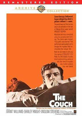 The Couch DVD Grant Williams, Shirley Knight, Onslow Stevens