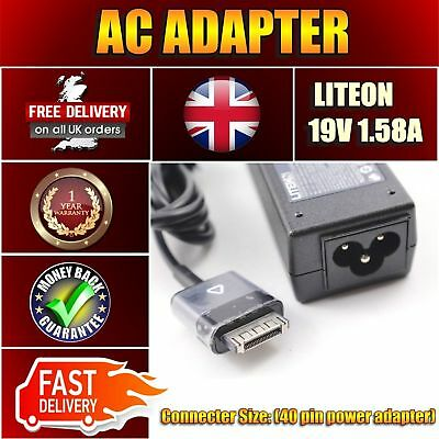 For DELL Latitude 10 (ST, ST2 ST2e) D28MD Liteon Charger AC Adapter 30w