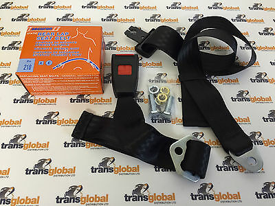 Land Rover Series Rear & Centre Static Seat Belt - SECURON 210