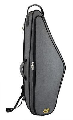 Tom and Will 36TS-315 Tenor Sax Saxophone Gig Bag Case, Grey + Black **NEW**