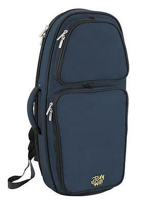 Tom and Will 26TH-387 Tenor Horn Gig Bag Case, Blue **NEW**