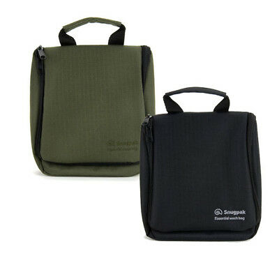 Snugpak Essentials Wash Bag Green or Black