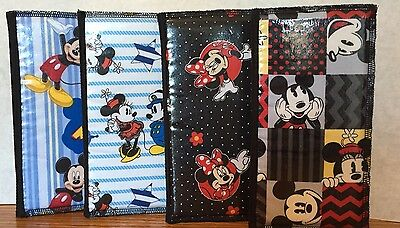 Server Book - Wallet / Mickey Mouse & Minnie Mouse