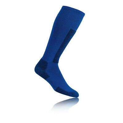 Thorlo Lightweight Mens Womens Blue Mid Height Outdoors Sports Ski Socks