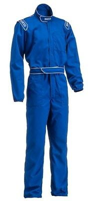 Sparco Mechanic Suit MX-3 size L BLUE, CHEAP DELIVERY WORLDWIDE Overall