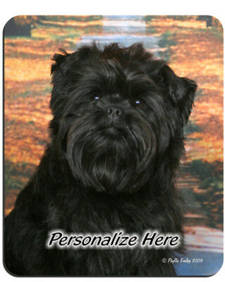 Affenpinscher  Personalized  Mouse  Pad