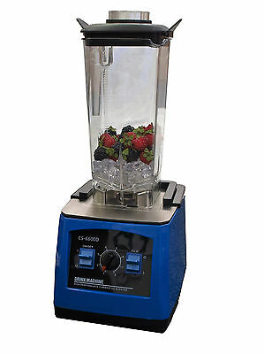 *2017 PRICE DROP* Commercial Counter Top Electric Blender / Smoothie Maker.