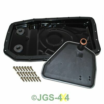 Land Rover Discovery 3 & 4 ZF 6HP26 Automatic Gearbox Metal Sump Filter Kit