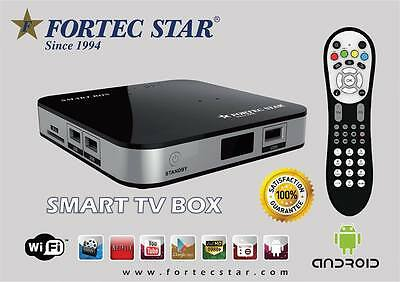 Smart Tv Android Box With Bluetooth
