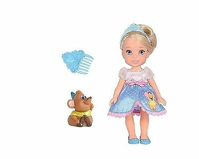 Disney My First Princess  Petite Cinderella And Gus toy christmas girls boys 6""