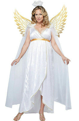 California Costumes Plus Size Guardian Angel Women's Adult Costume 1X 16-18