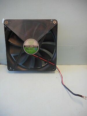 NEW 135mm Replacement ATX PC Power Supply 140mm Cooling Fan 2-Wire DC 12V PSU PS