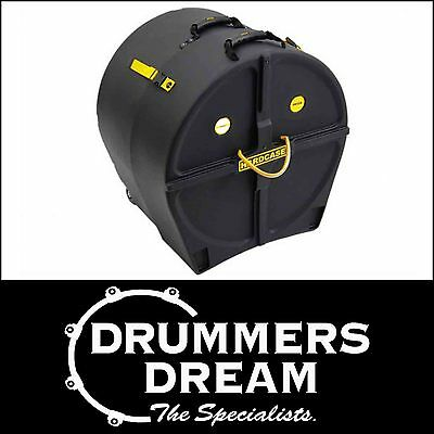 "Brand New HARDCASE 20"" Bass Drum Case  Waterproof EXTRA strong Case!"