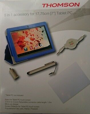 """Thomson 5 in 1 accessory for 17.75cm (7"""") tablet"""