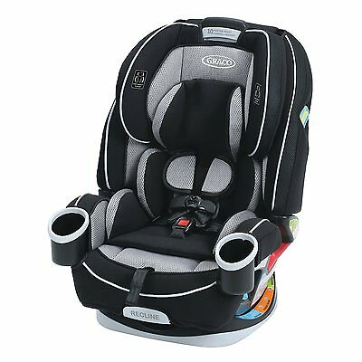Graco 4Ever All in One Convertible CAR SEAT, InRight Latch BABY CAR SEAT, Matrix