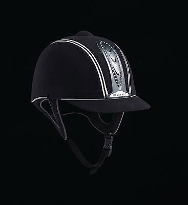 Harry Hall Legend Plus Crystal PAS015.2011 Horse Riding Hat Helmet All Sizes