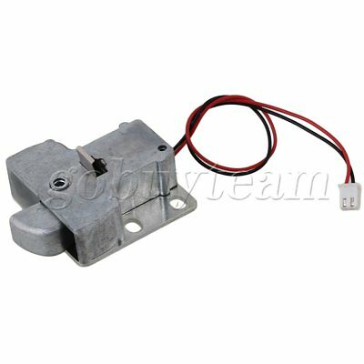 Display Cabinet Drawer Release Latch Door 12V Electric Lock Assembly Solenoid
