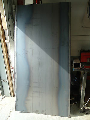 Mild Steel Sheet 2000mm x 1000mm (Various thickness's available)