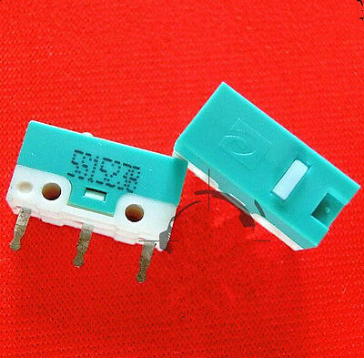 2X Mouse Micro Switch Mice Button For Logitech M705 M215 M555B
