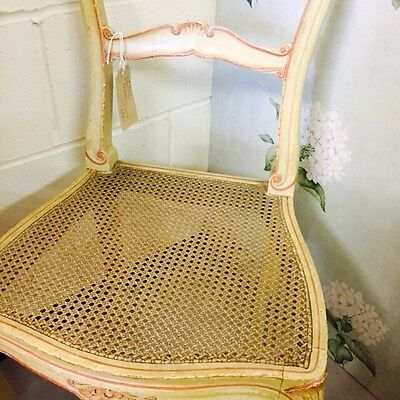 Italian decorative painted Bedroom/ Occasional Chair-REDUCED