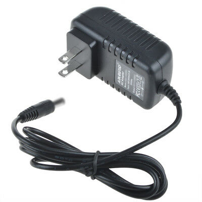 AC Adapter For Casiotone CT-360 Keyboard DC Charger Power Supply PSU