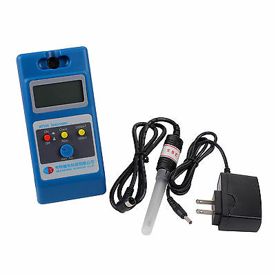 WT10A Tesla Meter Gaussmeter Surface Magnetic Field Tester LCD With Ns Function