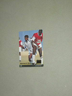 Carte official football cards panini 1997  DIOMEDE  AJ AUXERRE AJA