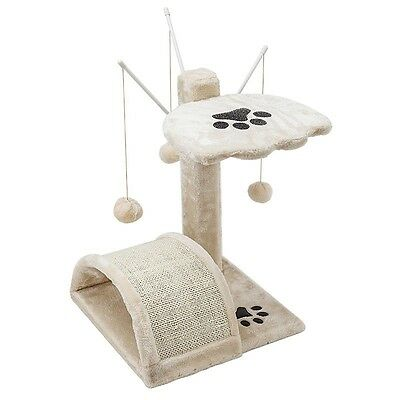 NeataPet Cat Scratching Post Tree House Furniture Bed Scratcher Pole Gym Tunnel