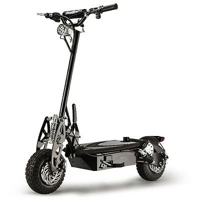BULLET Stealth Series 1000W Electric Scooter 48V - Turbo w/ LED for Adult/Child