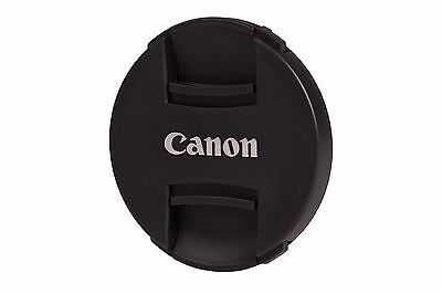 Genuine Canon E-72II 72mm Lens Cap for EF-S 18-200mm f/3.5-5.6 IS+135mm f/2L USM