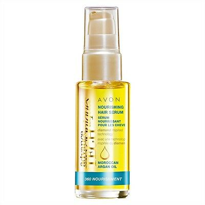 Avon Advance Techniques 360 Nourishment Moroccan Argan Oil Leave in Treatment
