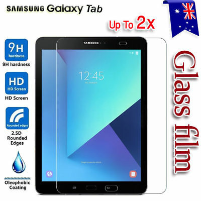 Tempered Glass Screen Protector for Samsung Galaxy Tab S2 S3 9.7"