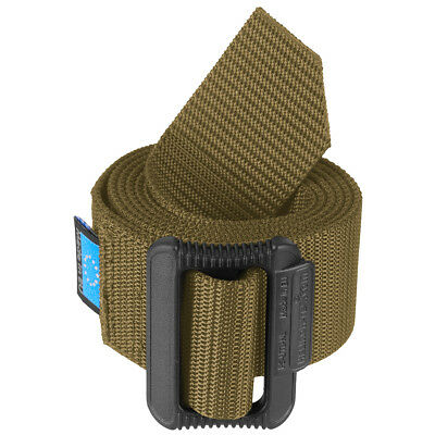 Helikon Tactical Military Utl Urban Belt Army Patrol Guard Nylon Strap Coyote