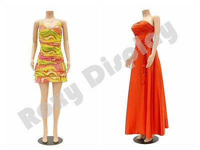 Female Manequin Manikin Dress Form Display #PS-957-04F