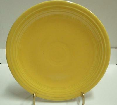"""Homer Laughlin Fiesta (Old): Yellow Salad Plate (s) 7 1/2"""" AS IS"""