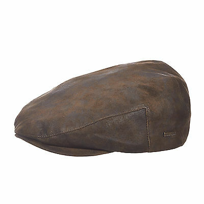 2de4b67f STETSON WEATHERED LEATHER Ivy Cap - 150th Anniverary Edition -Same ...