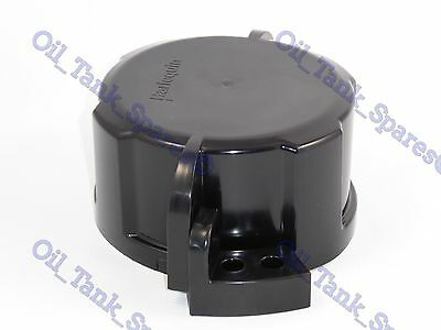 """Lockable Replacement 4.5"""" Inspection Cap For Harlequin Oil Tanks"""
