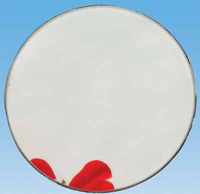 Concave Glass Mirror, 10cm Dia., 10cm Focal Length