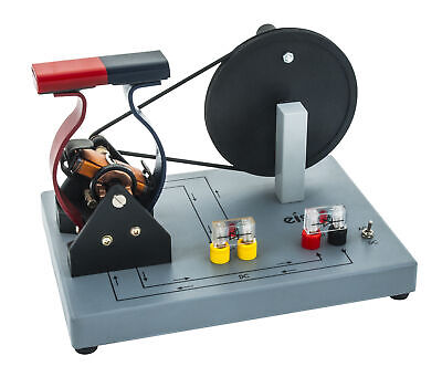 Demonstration Motor Generator Activity Model (AC/DC) - Hand Powered