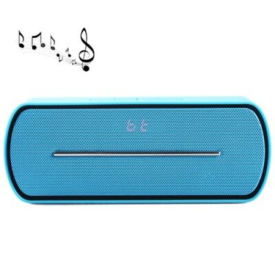 HI-TECH Blue Y-8 Bluetooth v2.1 Speaker, Support Hands-free / AUX Jack / TF Car