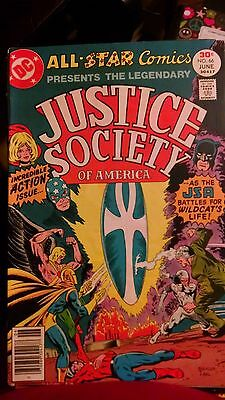 Justice Society of AmericaCollection #66-71