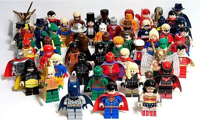 2017 Marvel & Dc Comics Superheroes Batman Mini Figures Custom LEGO BULIDING TOY