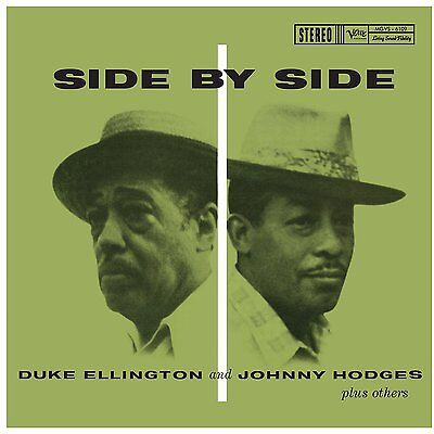 D.Ellington Johnny Hodges -Side. .+2 LPs 200g 45rpm+Analogue Productions+NEU+OVP