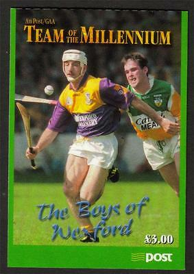 Ireland 2000 Team Of The Millennium - The Boys Of Wexford  £3.00 Booklet Sb84