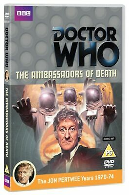 Doctor Who: The Ambassadors of Death (Remastered) [DVD]