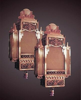 Art Deco Rare Lantern/sconces