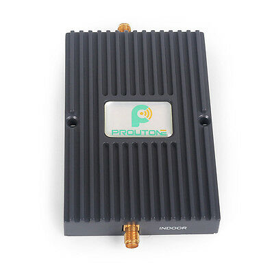 PROUTONE 1800MHz 65dB Signal booster Standalone Cellular Amplifier for 4G LTE